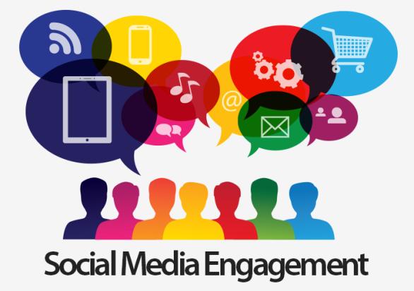 Social Media nos Jornais